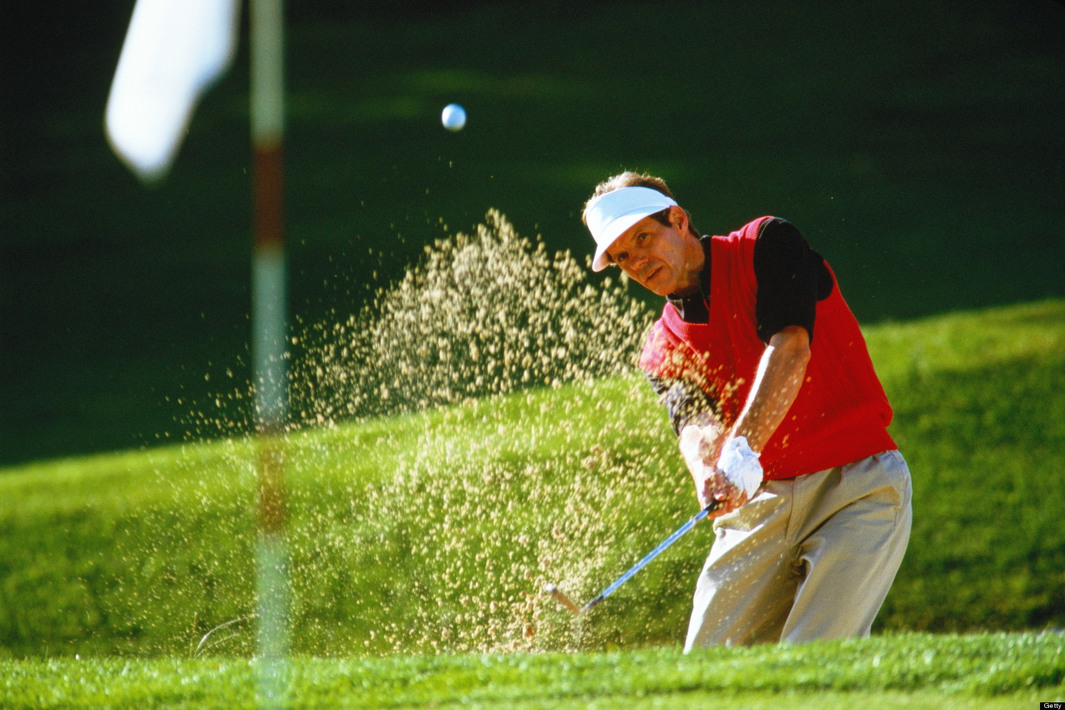Golf entrepreneur succès
