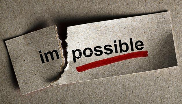 impossible entrepreneur