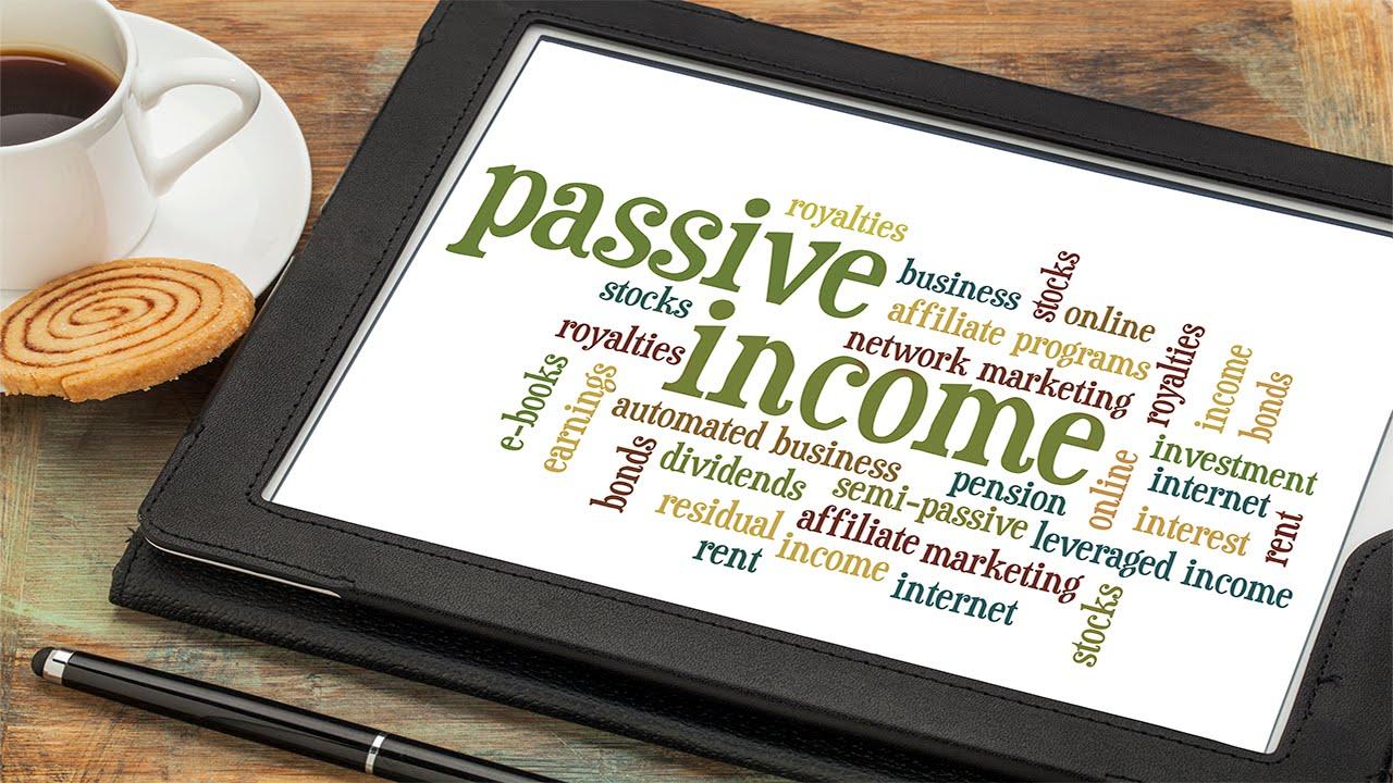 rentes rente passive icome
